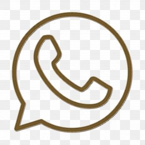 Symbol Brand Icon - Whatsapp Icon Brand Icon PNG