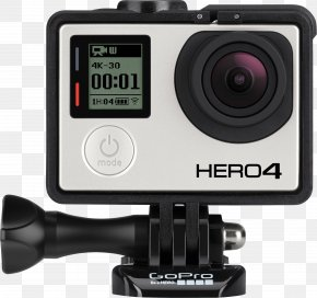Gopro Camera Free Image - GoPro Hero2 Action Camera Video Camera PNG