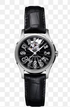 Watch - Hamilton Watch Company Automatic Watch Movement Rolex PNG