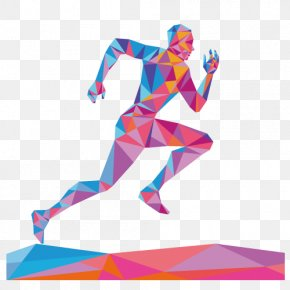 People Running Sports - Running Icon PNG