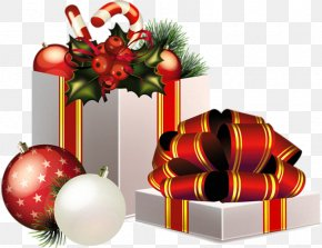Christmas Transparent Gifts Decoration - Christmas Gift Christmas Gift Santa Claus PNG