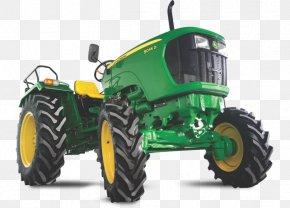 Tractor - John Deere India Pvt Ltd Tractor Four-wheel Drive Sugarcane Harvester PNG