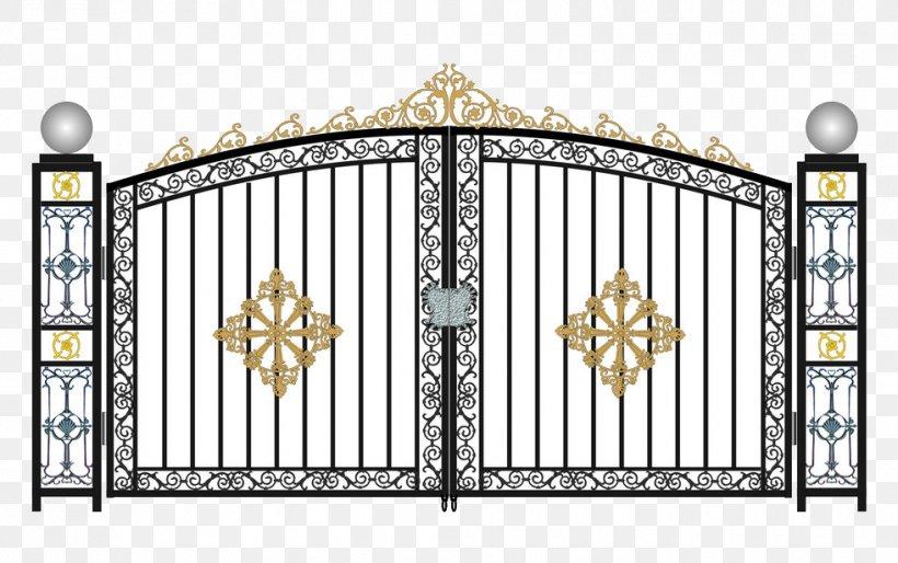 Window Gate Door Steel Wrought Iron