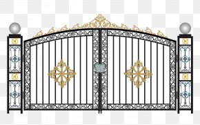 Pattern Wrought Iron Gates - Window Gate Door Steel Wrought Iron PNG