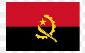 Flag - Flag Of Angola National Flag Flag Of Slovakia PNG