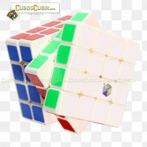 Cube - Rubik's Cube Mastermorphix Blue CubosCubik.com PNG