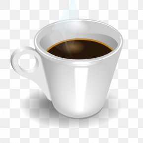 Coffee - Coffee Cup, Espresso, Cup PNG