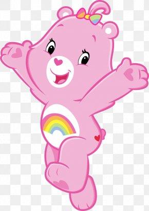 Caring - Share Bear Grumpy Bear Cheer Bear Care Bears PNG