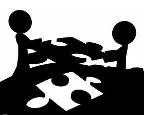 Problem Solution Cliparts - Teamwork Clip Art PNG