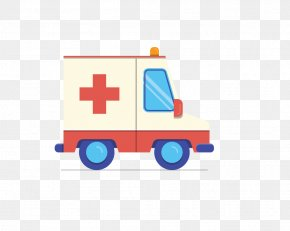 Ambulance - Ambulance Euclidean Vector Firefighter Icon PNG