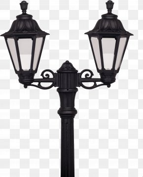 Night Lights - Street Light Lighting Clip Art PNG