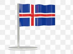 Flag - Flag Of Iceland National Flag Icelandic PNG
