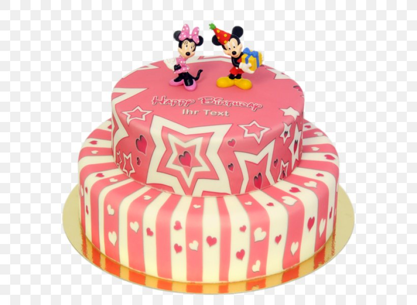 Magnificent Birthday Cake Minnie Mouse Torte Mickey Mouse Sugar Cake Png Personalised Birthday Cards Bromeletsinfo