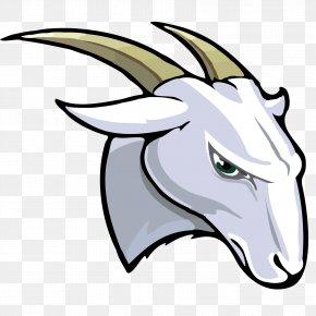 Goat - Mountain Goat Logo Sheep Clip Art PNG