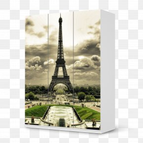 Eiffel Tower - Eiffel Tower Building Armoires & Wardrobes Stock Photography PNG