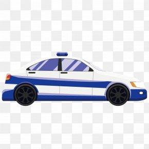 Vector Blue Cartoon Taxi Taxi - Taxi Car PNG