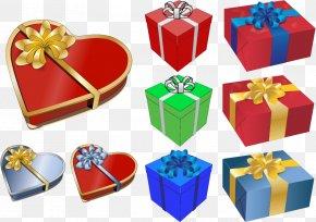 Vector Gift Collection - Gift Euclidean Vector PNG
