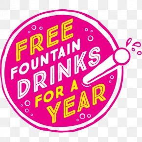 Summer Cold Drink - Fizzy Drinks Logo Brand Illustration PNG
