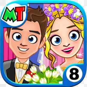 Beach Underground - My Town : Wedding Wedding Day Game My Town : Home Dollhouse Android PNG
