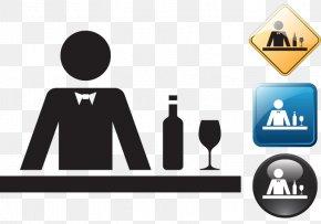 Bartender Logo - Bartender Pictogram Icon PNG