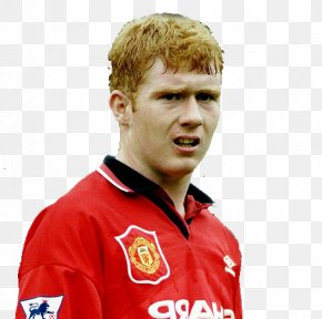 Paul Scholes Manchester United F.C. Football Player Sport FIFA Online 3 PNG