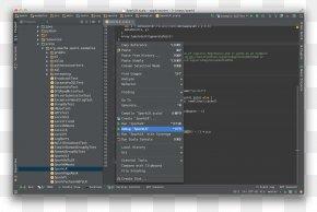 Apache Spark - Screenshot Computer Program 多言語化 PNG