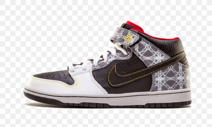 Sneakers Nike Dunk Skate Shoe Nike Skateboarding, PNG