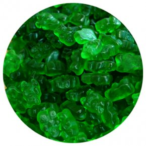 High Quality Gummy Bear Cliparts For Free! - Gummy Bear Gummi Candy Rock Candy Liquorice PNG