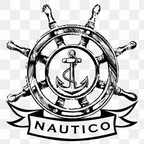 Ship - Ship's Wheel Anchor Clip Art PNG