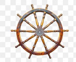 Ship - Ship's Wheel Ship Model Maritime Transport PNG