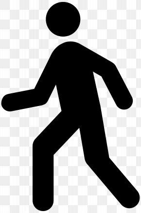 Walking - Walking Symbol Clip Art PNG