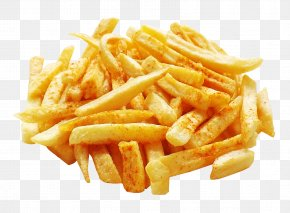 Fries - French Fries Pita Frying Potato Menu PNG