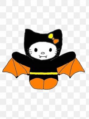 Halloween - Hello Kitty Candy Corn Clip Art PNG