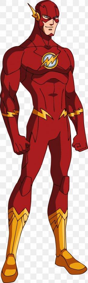 Flash Pic - The Flash Batman Superman Wally West PNG