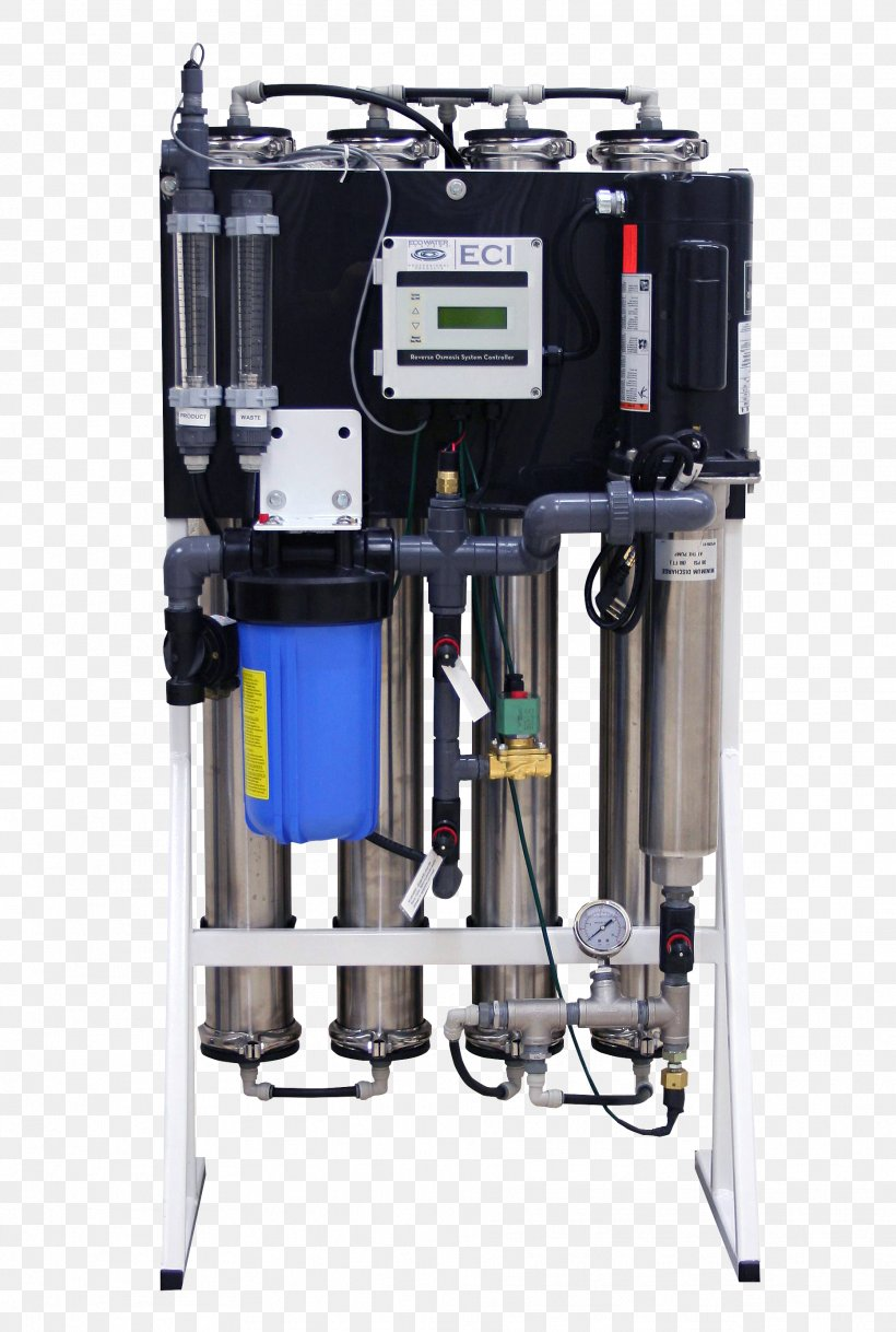 Water Filter Reverse Osmosis Drinking Water Water Treatment, PNG, 1866x2773px, Water Filter, Coffeemaker, Cylinder, Desalination, Drinking Water Download Free