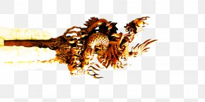 Dragon - Graphic Design History Illustration PNG