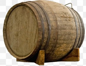Beer - Beer Barrel Wine Oak Cooper PNG