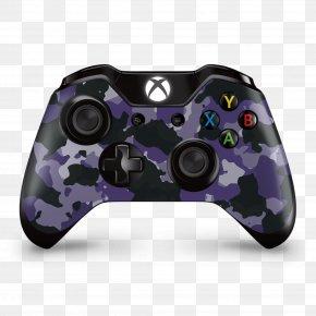 Xbox One Controller - Xbox One Controller Game Controllers Xbox 360 Controller Video Game Consoles PNG