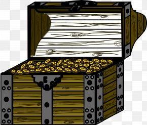Treasure - Buried Treasure Cartoon Clip Art PNG