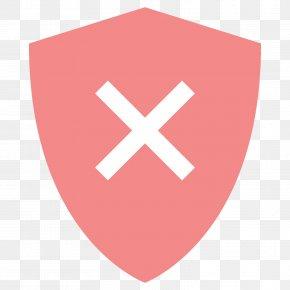 Shield Icon Layered Graph - Symbol Clip Art PNG
