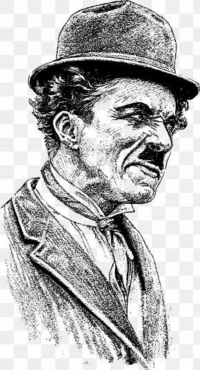 Charlie Chaplin - Drawing Visual Arts PNG
