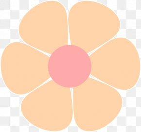 Flower Power - 1960s Clip Art For Summer Clip Art PNG