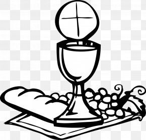 Holy Cliparts - Eucharist First Communion Clip Art PNG