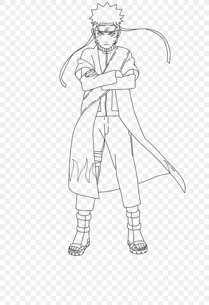 Naruto Uzumaki Black And White Pain Naruto Shippuden Naruto Vs Sasuke Sketch Png 900x1313px Naruto Uzumaki