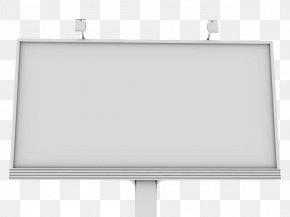 Blank Artillery Billboard Prototype - Billboard Poster PNG