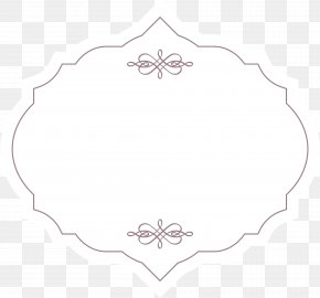Hand Drawn Brown Bow Tie Card - White Black Area Pattern PNG