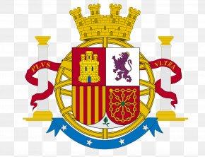 Escudo De Guerra Espiritual - Coat Of Arms Of Spain Spanish Civil War First Spanish Republic PNG