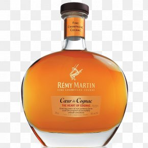 Cognac Bottle - Cognac, France Distilled Beverage Eau De Vie Wine PNG