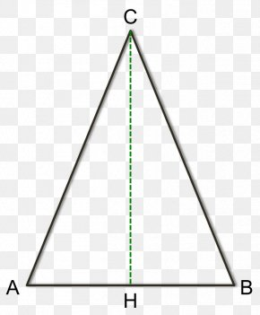 Triangle - Isosceles Triangle Pythagorean Theorem Formula Mathematical Proof PNG