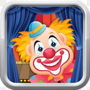Circus Icon - Circus Clown Cube Stacker Orthodontics Rat PNG